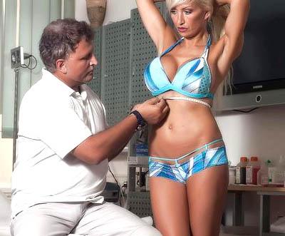 Dr.Reza Vossough mengubah istrinya Cany yang buruk rupa menjadi cantik dan sexy
